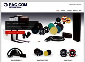 paccomabrasives.com