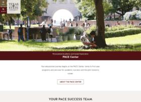 pace.txstate.edu