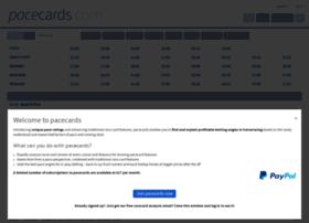 pacecards.com