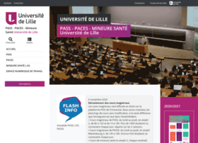 paces.univ-lille2.fr