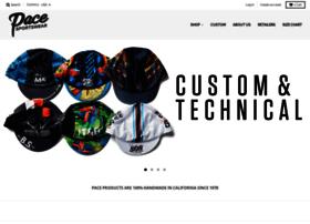 pacesportswear.com
