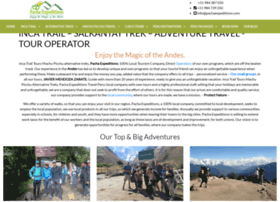 pachaexpeditions.com