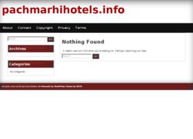 pachmarhihotels.info