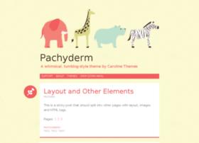 pachyderm-demo.calobeedoodles.com
