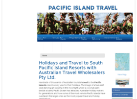 pacific-islands-travel.com.au