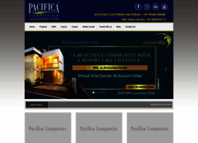 pacificacompanies.co.in