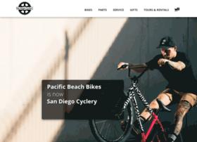 Pacificbeachbikes.com