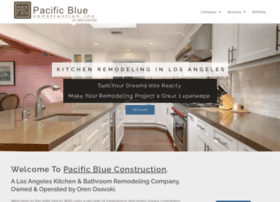 pacificblueconstruction.com