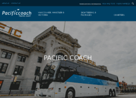 pacificcoach.com