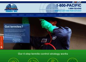pacificcoasttermite.com