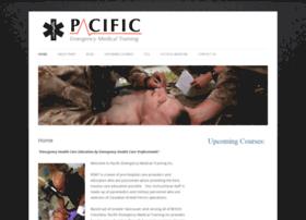 pacificemergencymedicaltraining.com