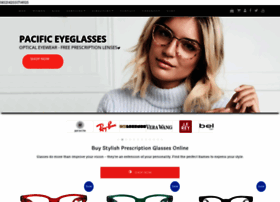 pacificeyeglasses.com
