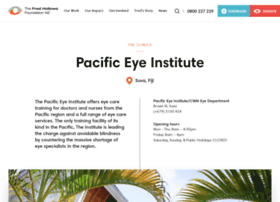 pacificeyeinstitute.org