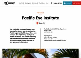 pacificeyeinstitute.org