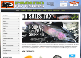 pacificflyfishers.com