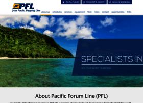 pacificforumline.com