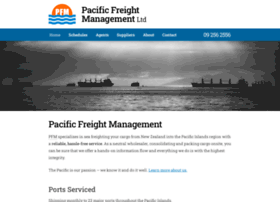pacificfreightmanagement.co.nz