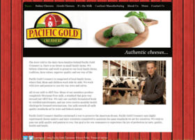 pacificgoldcreamery.com