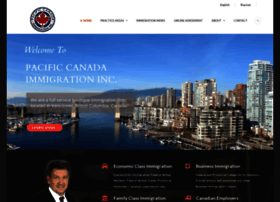 pacificimmigration.ca