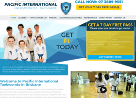 pacificinternationaltaekwondo.com.au