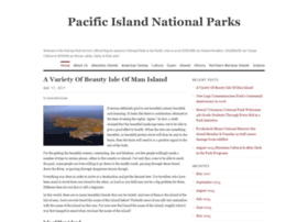 pacificislandparks.com