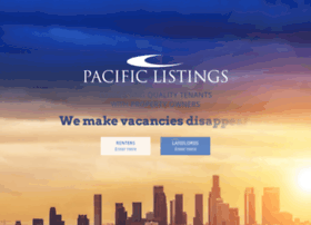 pacificlistings.com