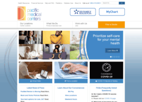 pacificmedicalcenters.org
