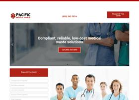pacificmedicalwaste.com