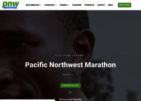 pacificnorthwestmarathon.com