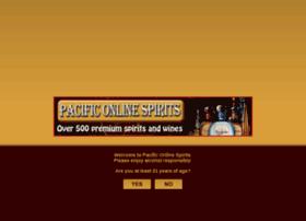 pacificonlinespirits.com
