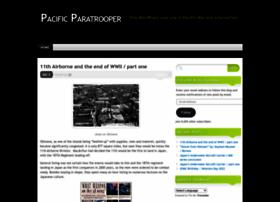 pacificparatrooper.wordpress.com