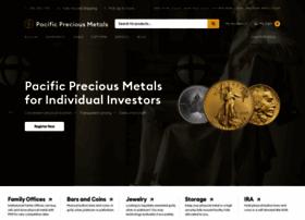 pacificpreciousmetals.com