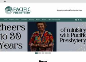 pacificpresbytery.org