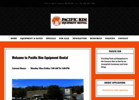 pacificrimequipmentrental.com