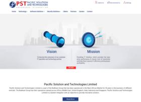 pacificsolutiontech.com