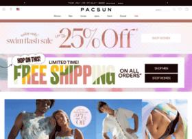 pacificsunwear.com