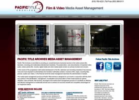 pacifictitlearchives.com