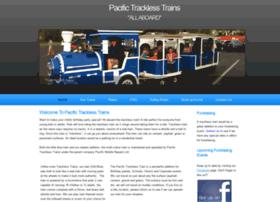 pacifictracklesstrains.com