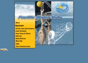 pacificwaterpolo.com