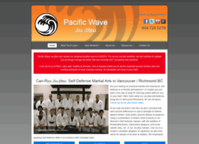 pacificwavejiujitsu.com