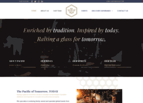 pacificwineandspirits.com