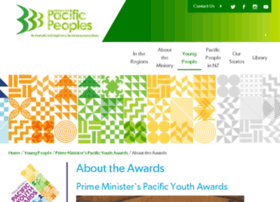 pacificyouthawards.org.nz