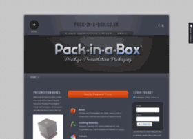 Pack-in-a-box.co.uk