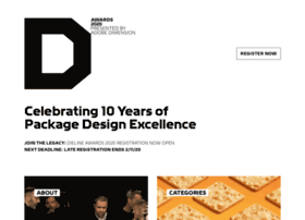 packagedesignawards.com