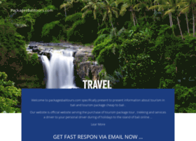 packagesbalitours.com