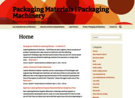 packagingmachineryandmaterials.com