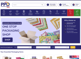 packagingproductsonline.co.uk