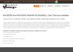 packersandmoversinnashik.com