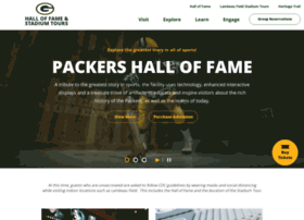 packershalloffame.org