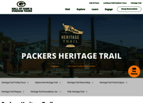 packersheritagetrail.com